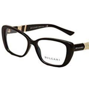 Bvlgari BV 4102B 501 Black Eyeglasses